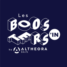 Logo Boosters IN by altheora shift